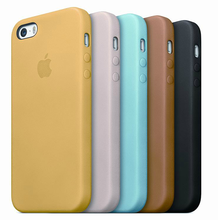 APPLE iPhone5s_Cases_5Colors