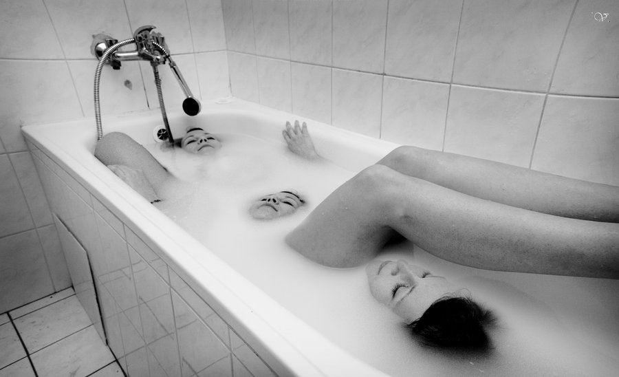 Antonios Vlachou-Reborn in a dirty bath