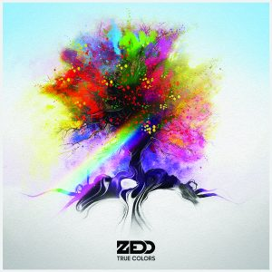 Zedd -True Colors, obal
