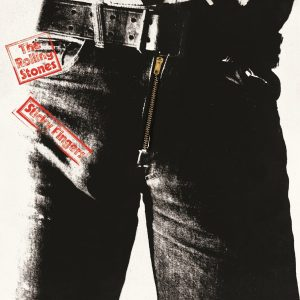 The Rolling Stones Sticky Fingers - obal