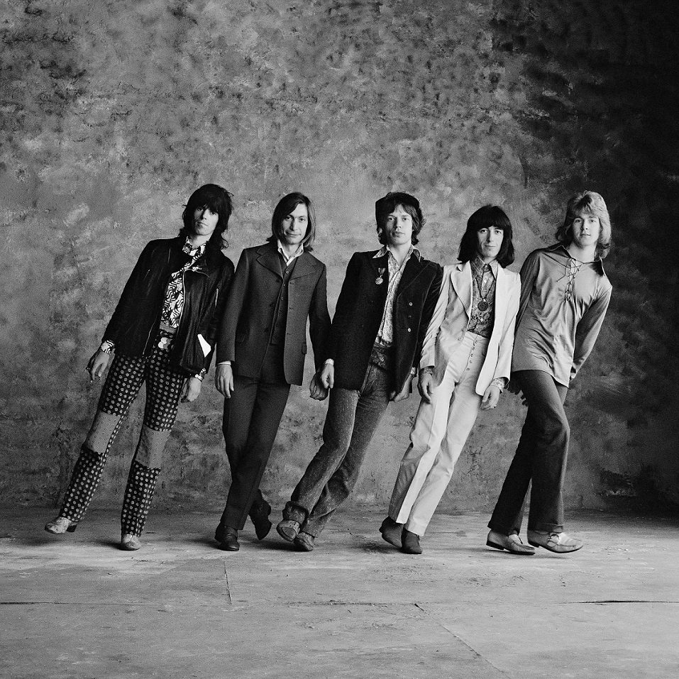 The Rolling Stones Sticky Fingers - obr.1