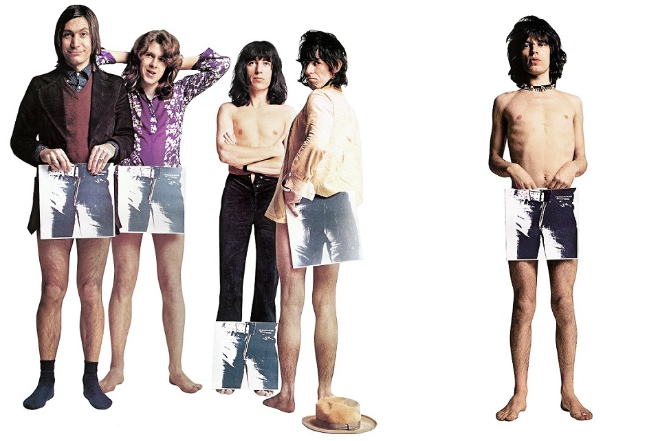 The Rolling Stones Sticky Fingers - obr.2