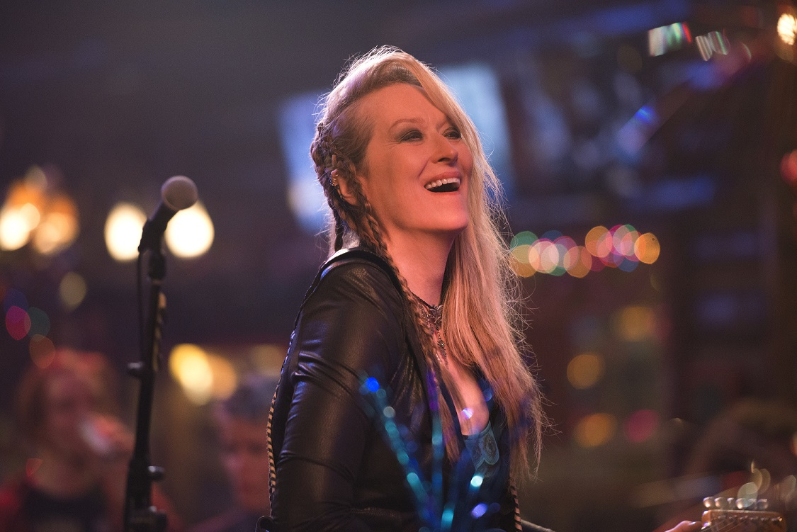 Ricki (Meryl Streep) in TriStar Pictures' RICKI AND THE FLASH.